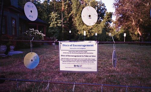 Discs of Encouragement