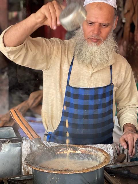 City Hangout - Muhammed Irfan's Chai Stall, Outside Jama MasjidIMG_8463