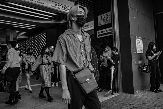Ikebukuro - People