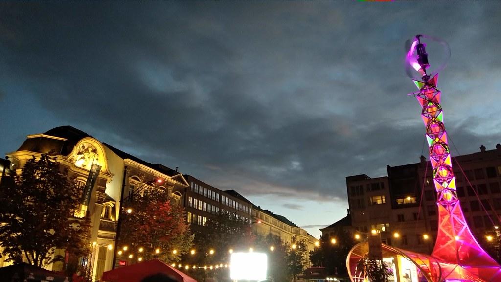 Boomtown fest luces