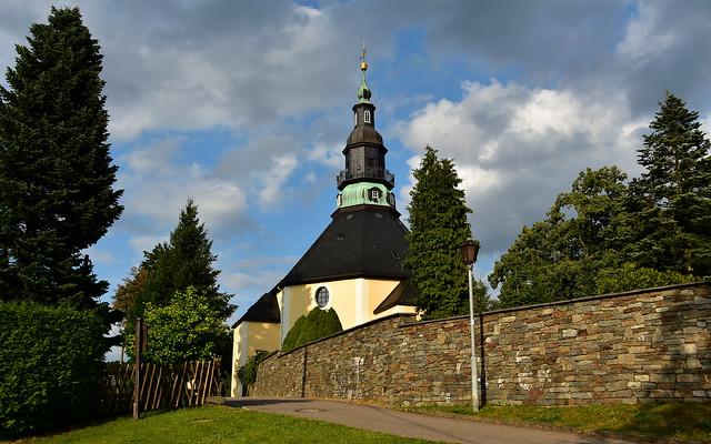 Kurort Seiffen: Bergkirche