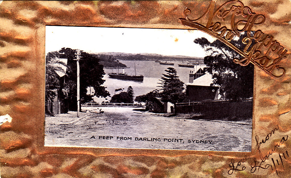 66# Darling Point.