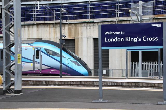 802212 London Kings Cross
