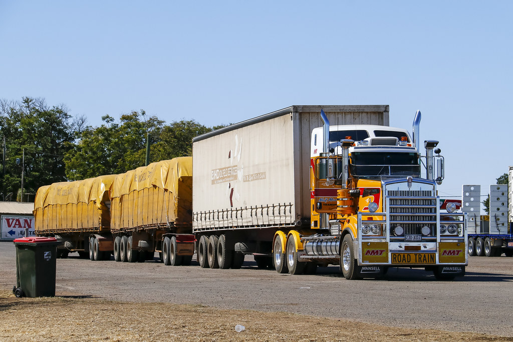 Mansell's KW at Camooweal. QLD.