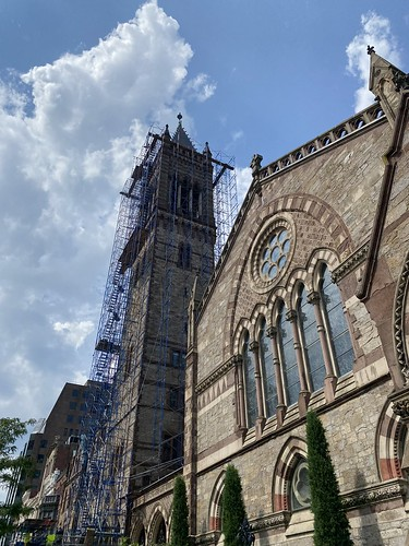 August 27, 2021 - 12:36pm - Tower repairs 2021