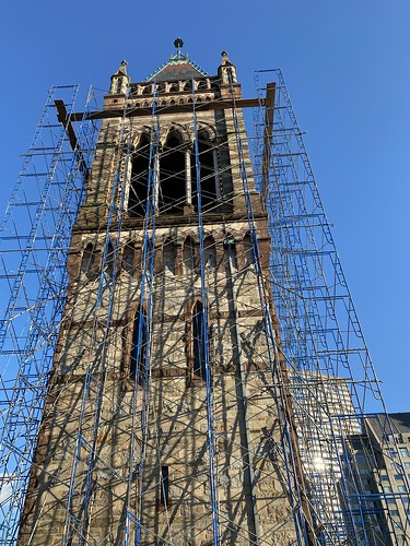 August 24, 2021 - 6:14pm - Tower repairs 2021