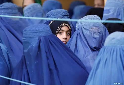 Retrato de toda la humanidad hoy, Kabul