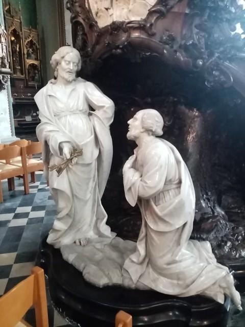 mons jesus sculpt