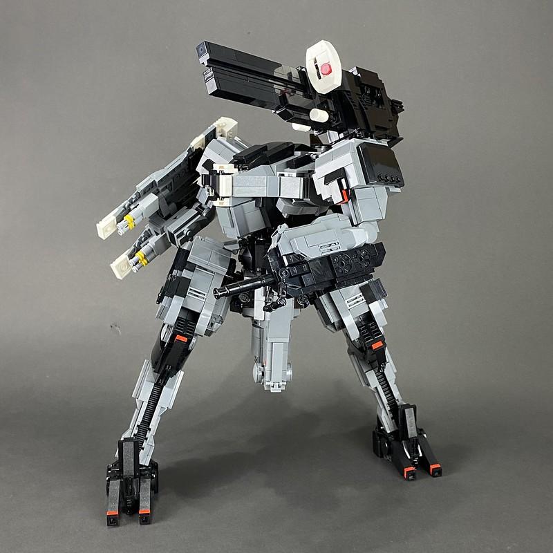"HRUNTING/YGGDRASIL Mark II [J] ""Colossus"""
