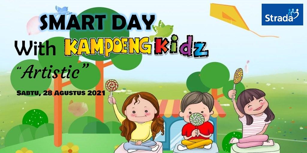 Smart Day With Kampoeng Kidz