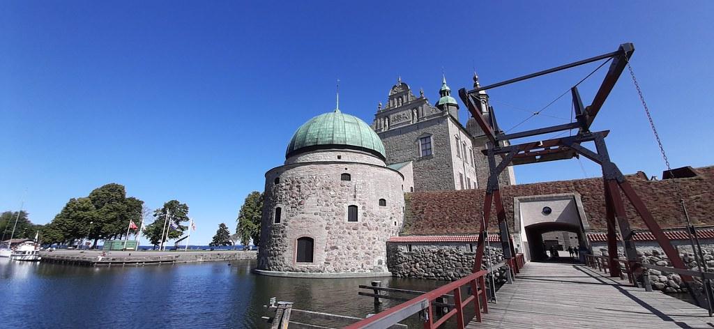Vadstena, Sweden, August 2021
