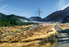 Road to Molesworth.NZ