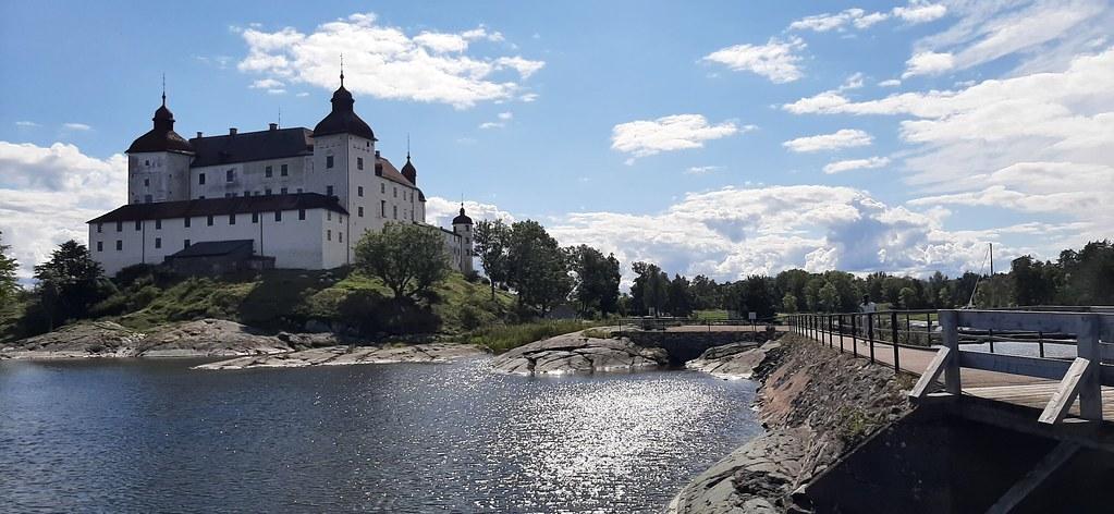 Läckö Castle, Sweden, August 2021