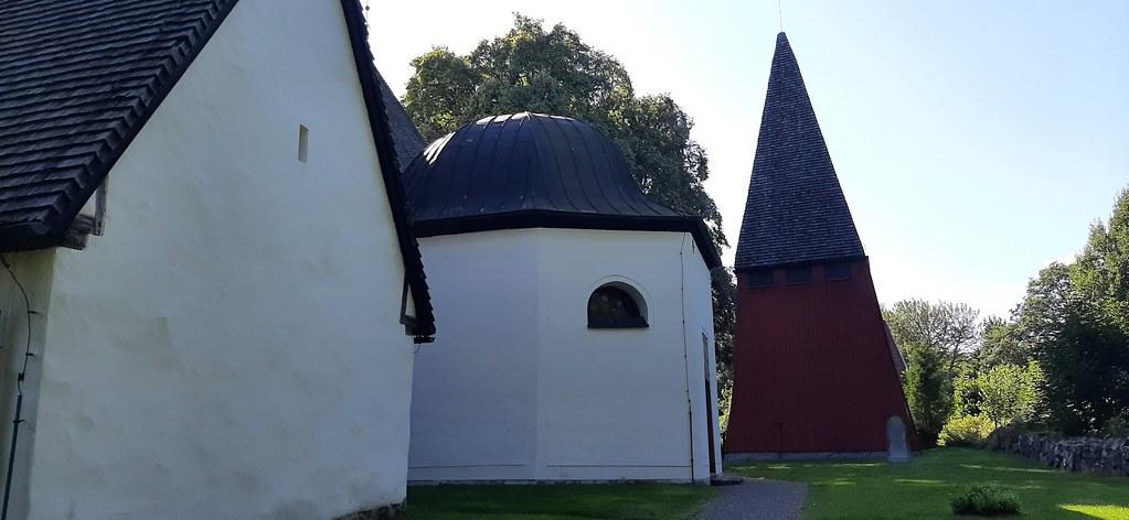Norra Fågelås, Sweden, August 2021