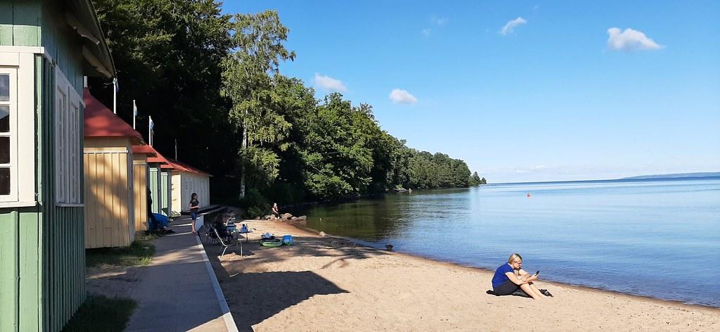 Hjo, Sweden, August 2021