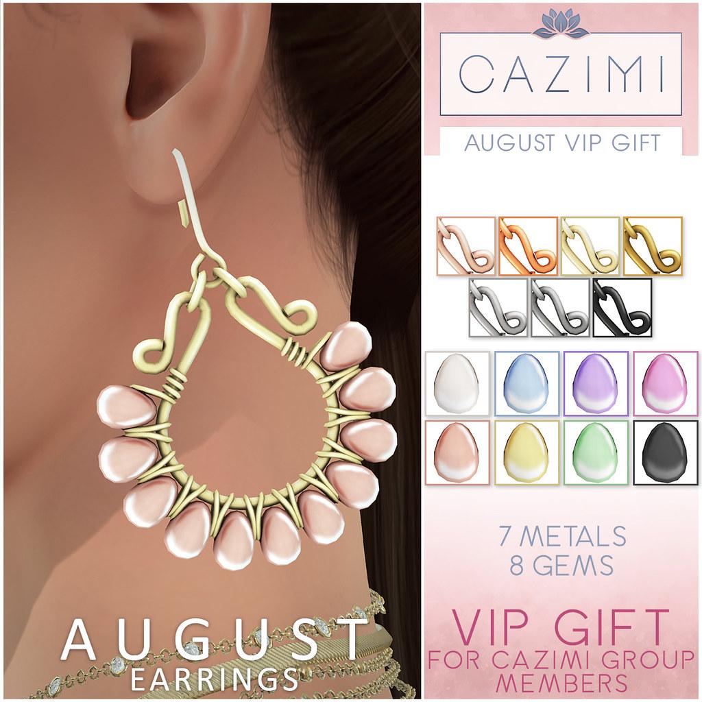 August VIP Gift
