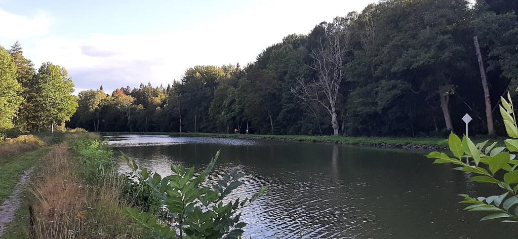 Gotta Canal, Sweden, August 2021