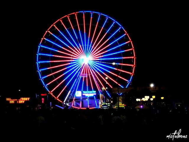 Red/Blue Wheel
