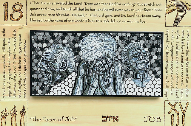 """Project 66: The Biblical Mosaics of Dana K. Leahy"""