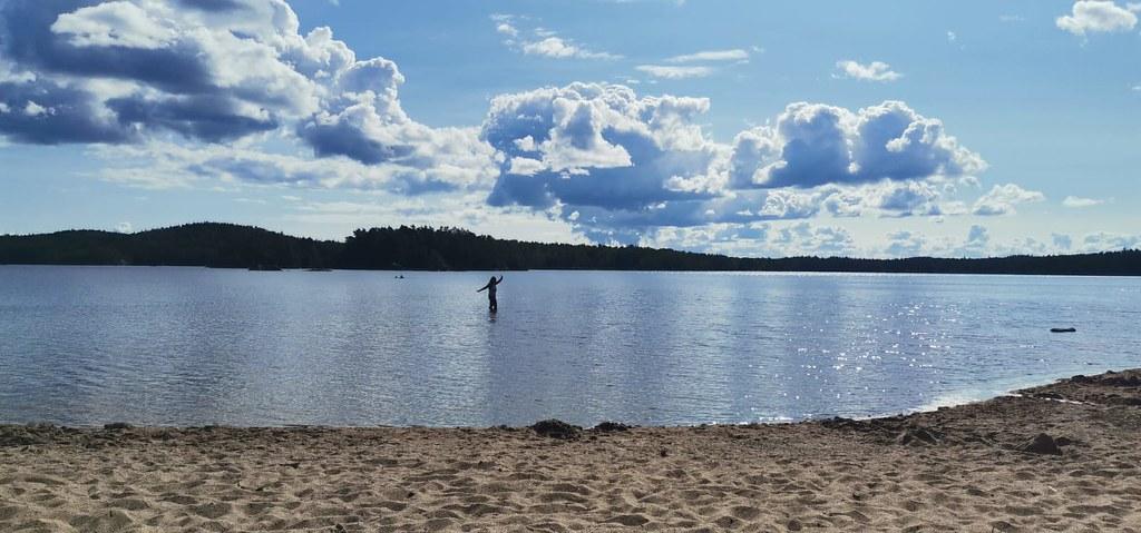 Tiveden National Park, Sweden, August 2021