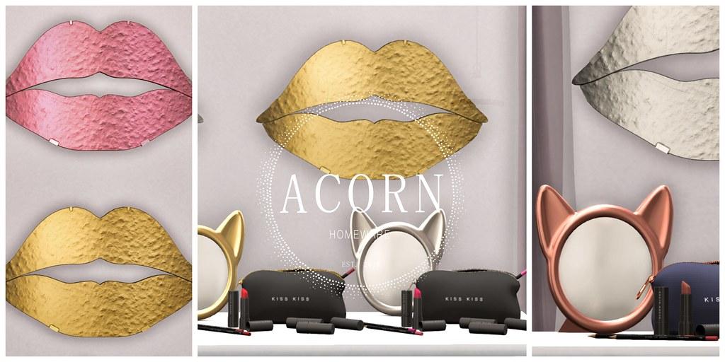 ACORN Kiss Kiss Collection