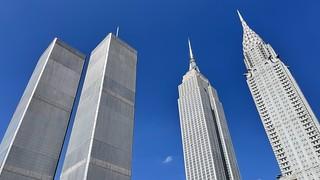東武ワールドスクエア, NY摩天楼