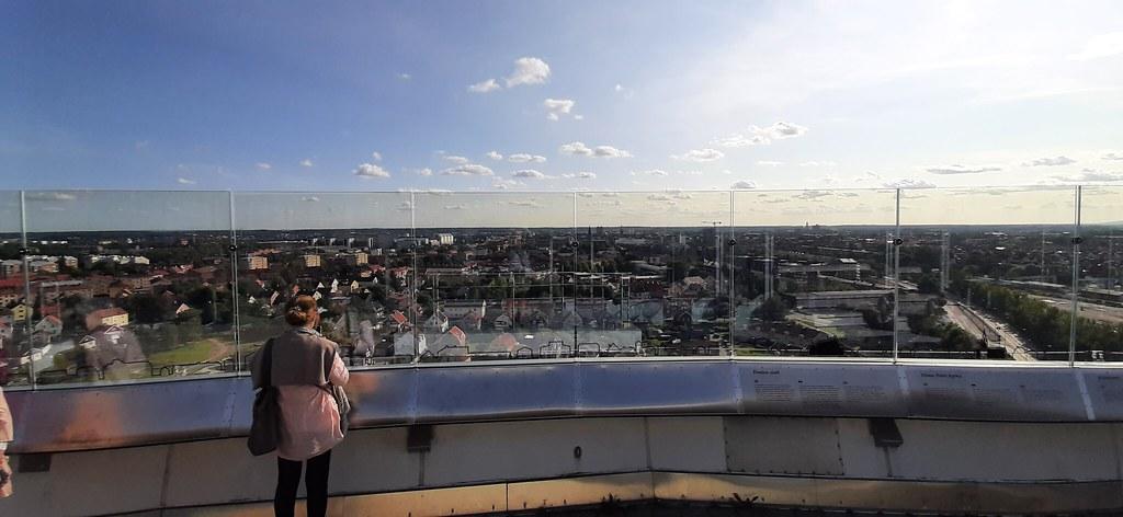 Svampen, Örebro, Sweden, August 2021