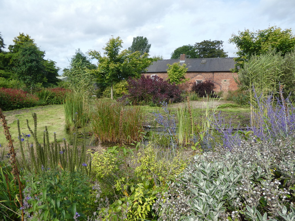 Potager Garden, Ness Botanical Garden