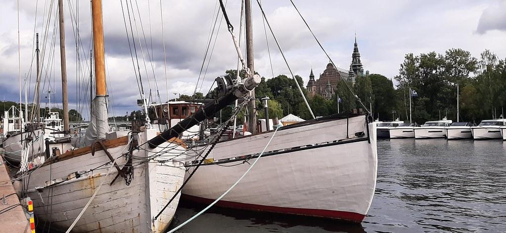Stockholm, Sweden, August 2021