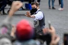 Tom Cruise y una Misión imposible Real: Policía de Inglaterra busca equipaje Robado al Actor
