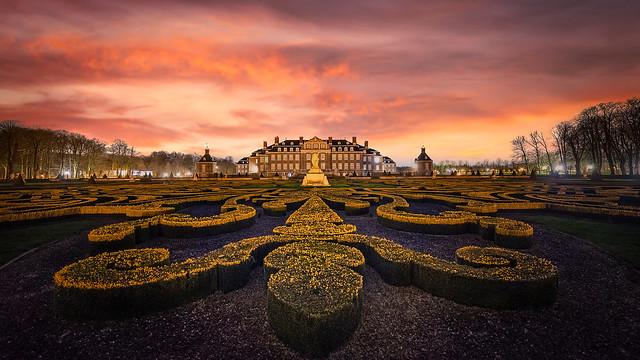 Castle Formal Garden, Germany