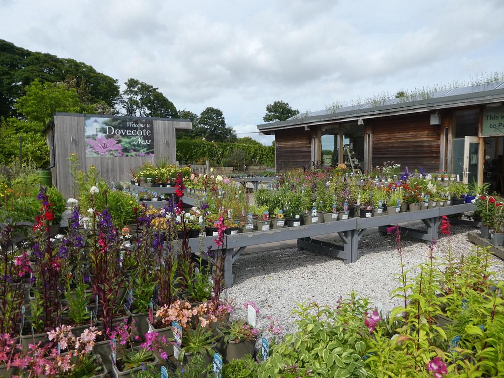 Garden Centre, Ness Botanic Gardens, Cheshire