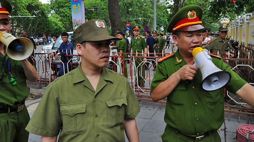 VIETNAM-CHINA-PROTEST-SECURITY