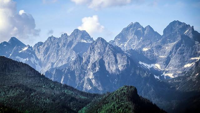 Tatry Mountains  -  Poland  -  N7169