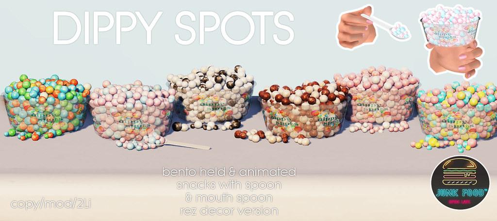 Junk Food – Dippy Spots Ad