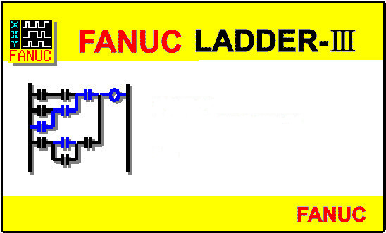 FANUC Ladder-III (A08B-9210-J505) Edition 8.9