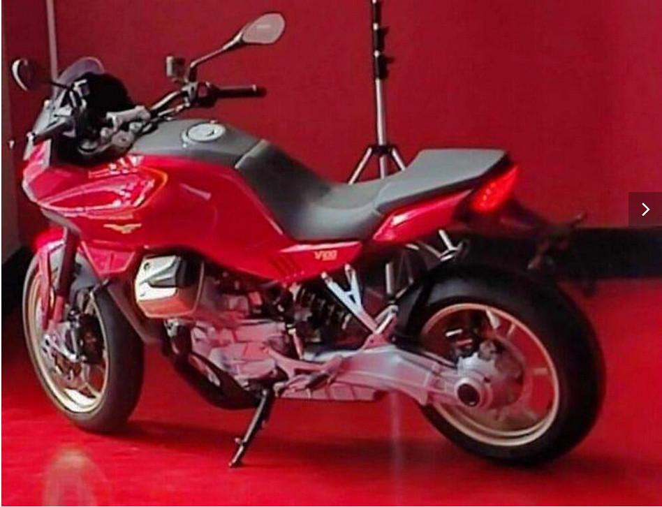 Moto Guzzi V100 2