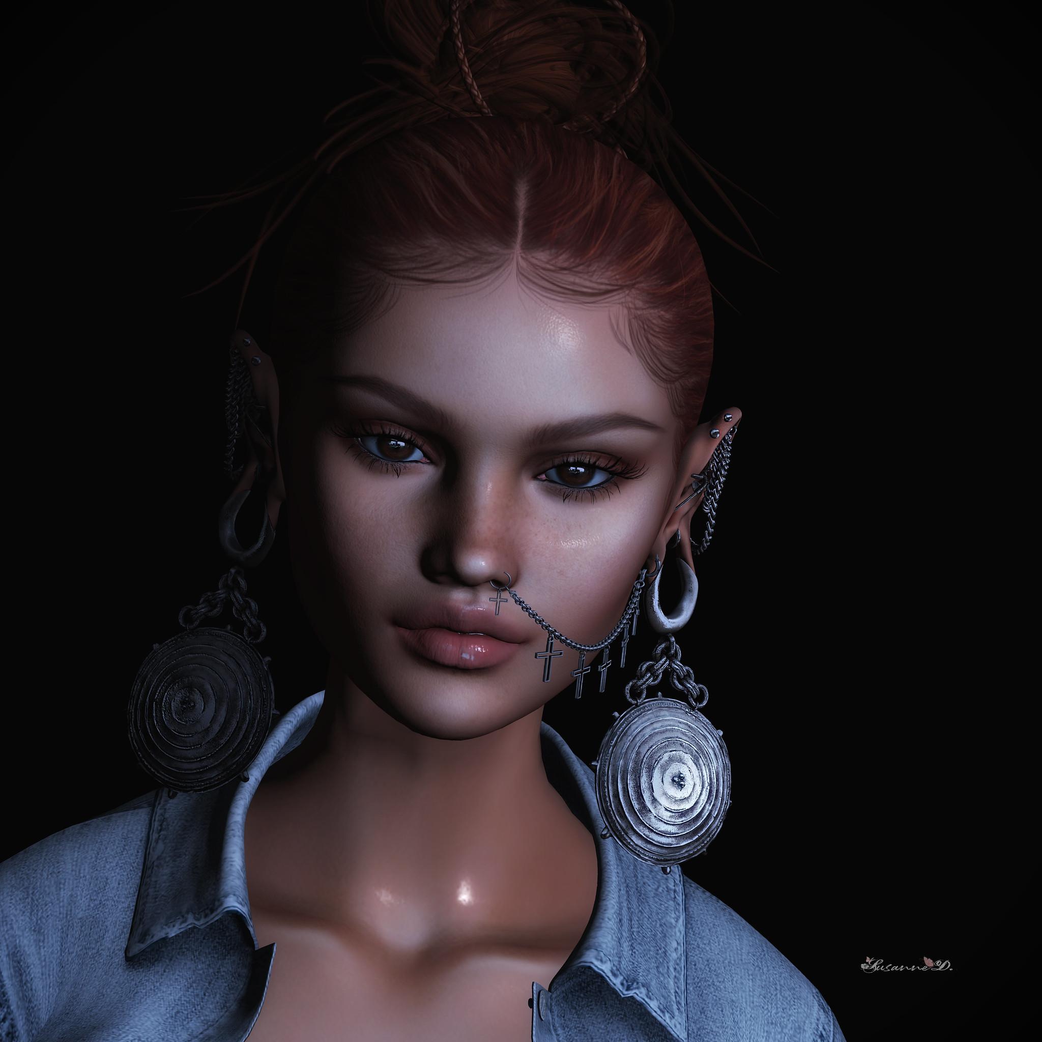 Amilia Portrait