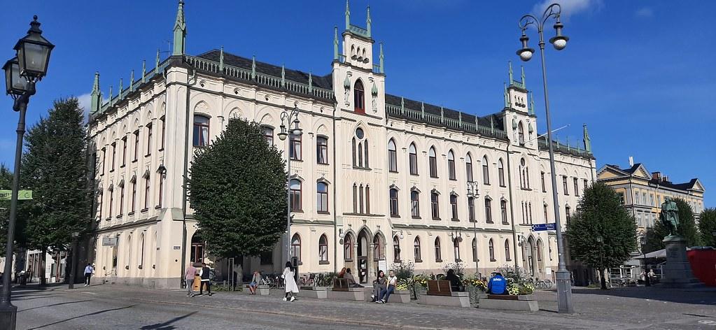 Örebro, Sweden, August 2021