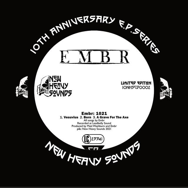 Album Review: Embr – 1021