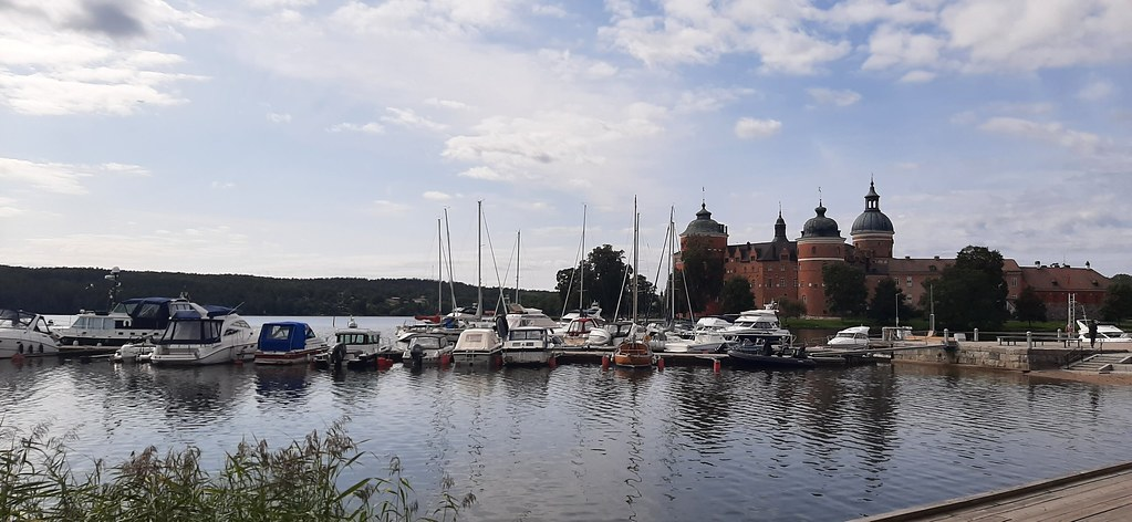Mariefred, Sweden, August 2021