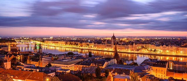 Budapest Morning | #onExplore! August 29, 2021
