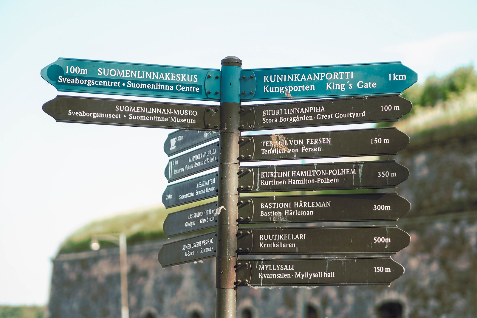 budjettimatka suomenlinnaan