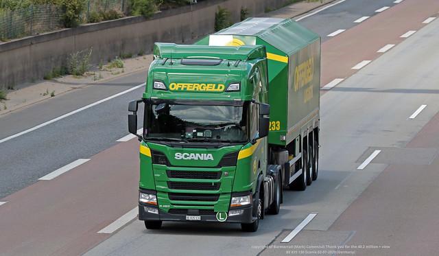 BE 835 130 Scania 02-07-2020 (Germany)