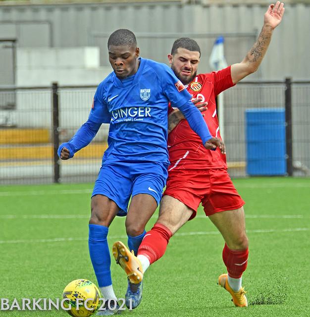 Barking FC v Heybridge Swifts FC - Saturday August 28th 2021