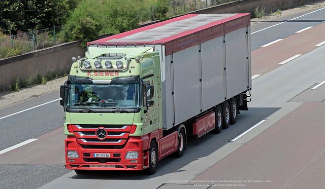 GT KS 16 Mercedes 02-07-2020 (Germany)