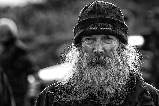 Bearded gent