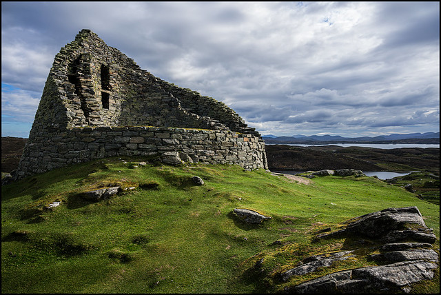 Scotland trip, April–May 2019