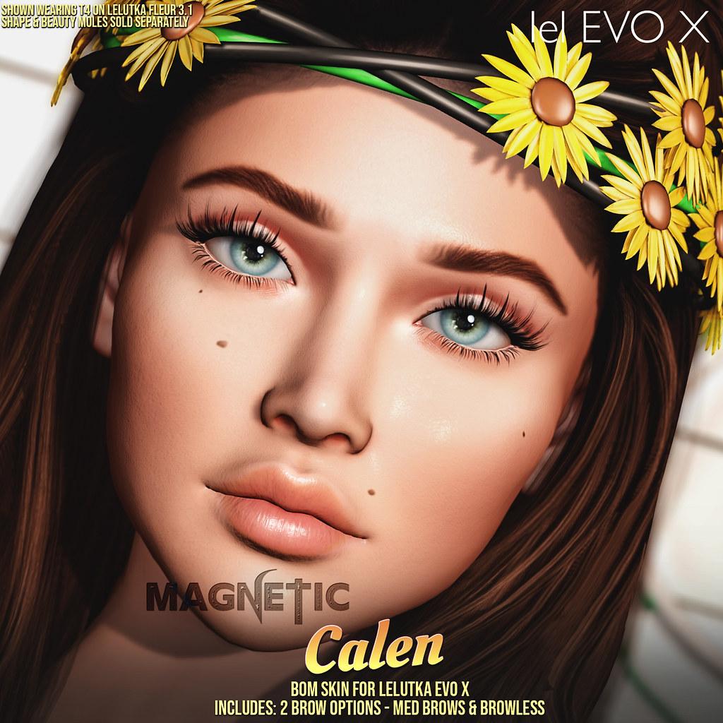 Magnetic – Calen Skin & Shape