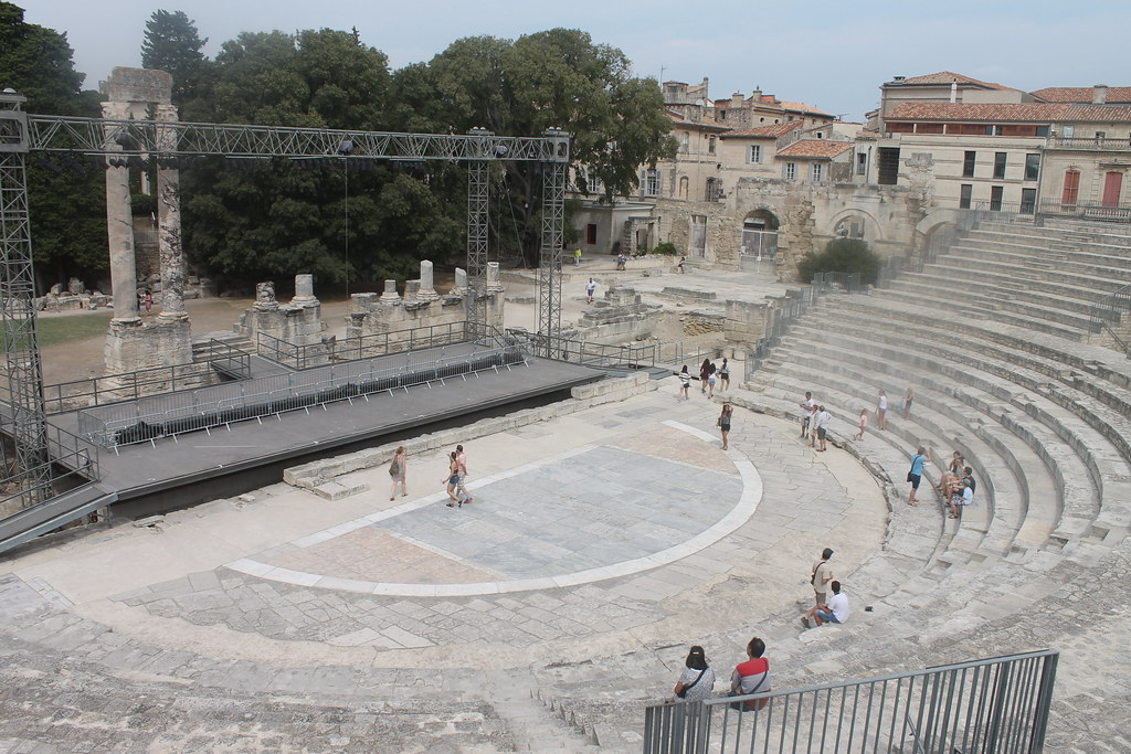 Theatre of Arles